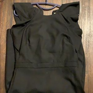 J. Crew Dresses - J Crew black dress